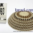 13993-KIPPAH PATTERNS ,kNITTED KIPA, yarmulka kippahs for sale,klipped kippahs, kippah designs,KIPA