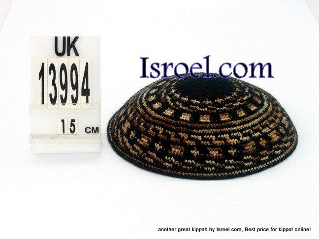 13994-KIPPAH PATTERNS ,kNITTED KIPA, yarmulka kippahs for sale,klipped kippahs, kippah designs,KIPA
