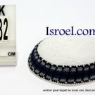 14032-CHEAP KIPPAHS,DISCOUNT KIPPOT ,KNITTED KIPA, yarmulka kippahs for sale, kippah designs,KIPA