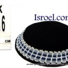 14116-CHEAP KIPPAHS,DISCOUNT KIPPOT,KNITTED KIPA, yarmulke kippahs for sale,designs A KIPPAH designs
