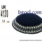 14130-CHEAP KIPA,DISCOUNT KIPPOT,KNITTED KIPA, yarmulke kippahs for sale,designs A KIPPAH designs