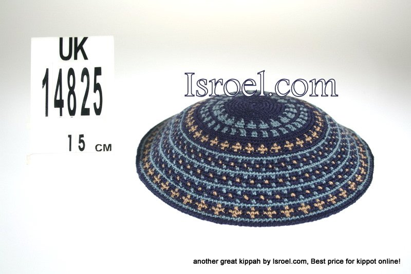 14825-CHEAP KIPA,DISCOUNT KIPPOT,KNITTED KIPA, yarmulke kippahs for sale,designs A KIPPAH designs