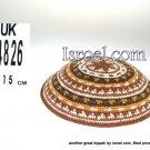 14826-CHEAP KIPA,DISCOUNT KIPPOT,KNITTED KIPA, yarmulke kippahs for sale,designs A KIPPAH designs