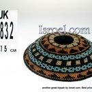 14832-CHEAP KIPA,DISCOUNT KIPPOT,KNITTED KIPA, yarmulke kippahs for sale,wedding A KIPPAH designs
