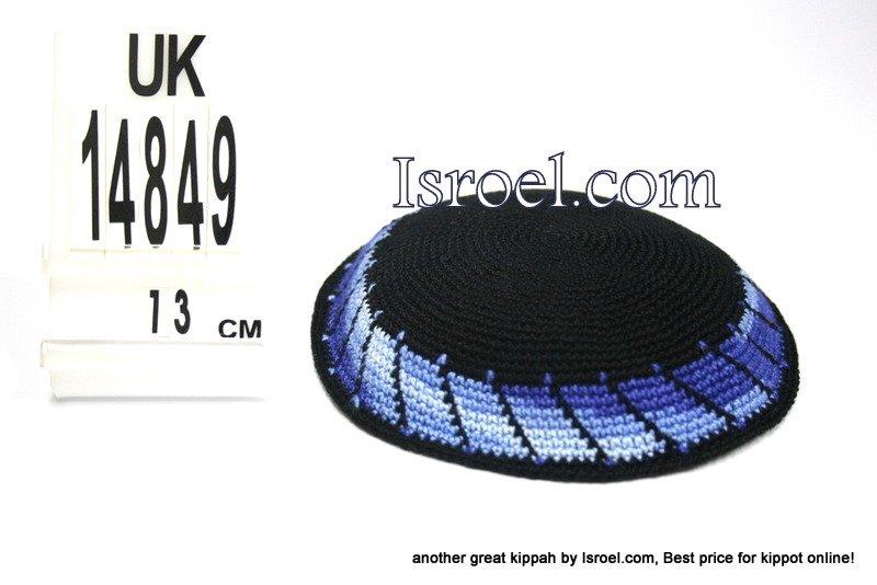 14849-knitted kippahs, kippahs for weddings, kippahs,kippa, kippot, cheap kippahs,bar mitzvah kippah