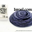 15291 -BEST KIPPAH 15CM BLUE PURPLE , kippah store, kipa, cheap kippahs,bat mitzvah
