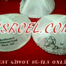 BULK LOT KIPPOT+PERSONALIZED IMPRINT BAR MITSVAH KIPOT FOR WEDDING / KIPPAH / YARMULKE / YAMAKA /