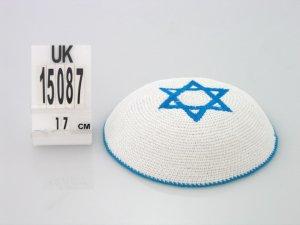 15087 free shipping!!LOT of 180 STAR OF DAVID KIPPOT KNITTED  WHOLESALE YARMULKE