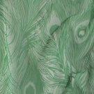 Chiffon Blanc Vert