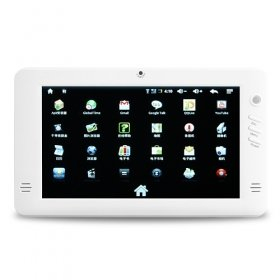 Mid Android 2.1 ARM 11-600MHZ 7 inch Tablet