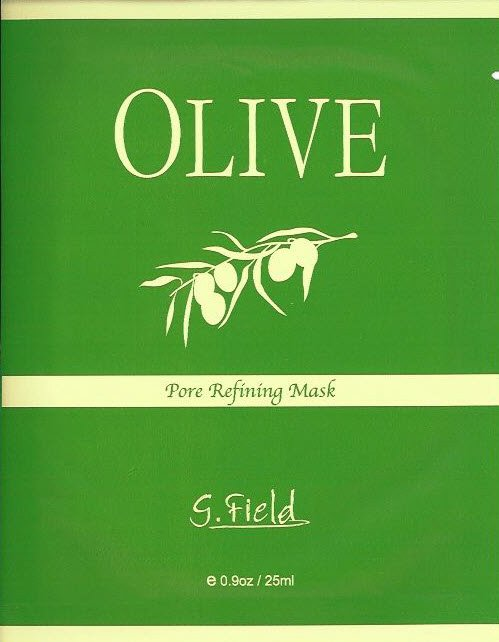 (3) G.Field Olive Pore Refining Mask