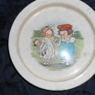 Vintage Kids Plate from Buffalo Pottery &GG Drayton, Campbell Soup Kids.