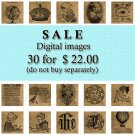 SALE No.2 Buy 30 Images for 22 Dollars