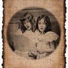 VINTAGE, Kids, Digital Download, Ephemera, Altered, Image No.372