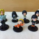 Lot of 7 - Naruto Figures