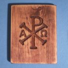 Chi Rho, one of the monograms of Christ