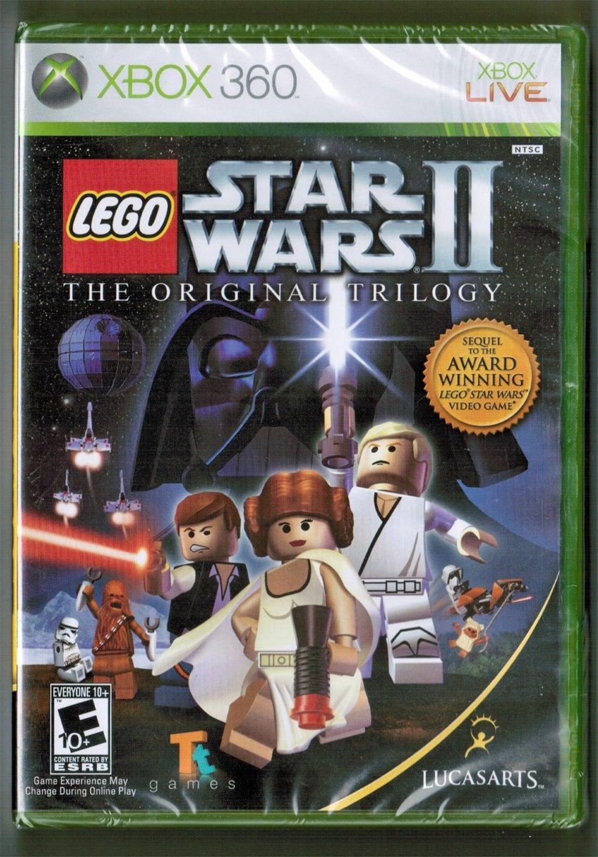 LEGO Star Wars II: The Original Trilogy - XBOX 360 (2006)