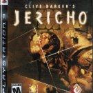 Clive Barker's Jericho - PlayStation 3 (2007)