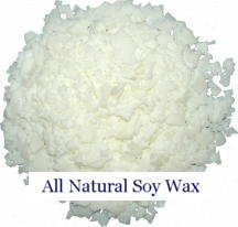 1 Pound All Natural Soy Wax Flakes