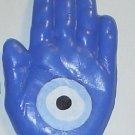 blue lucky evil eye # 252