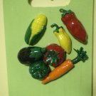 polymer clay vegitable #367