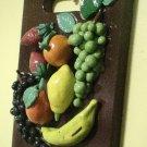 polymer clay fruit #.368