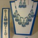 polymer clay jewelry set #470
