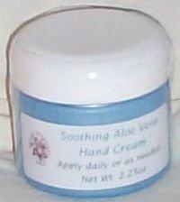 Aloe Vera Hand Cream
