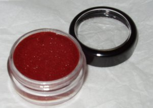 Deep Red Mineral Lipgloss