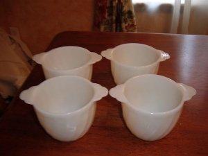 Fire King Custard Cups