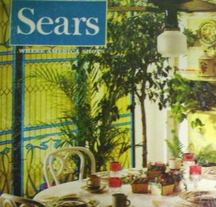 Vintage Catalog 1978 Sears Spring Summer
