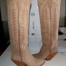 Lot of 2 custom made boots from 20 inch shafts and lower different or same style