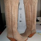 Lot of 2 custom made boots from 16 inch shafts and lower different or same style