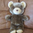 1999 Animal Fair Brown Bear Tan Ears Snout Feet 20""