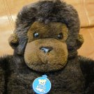WT Vintage 1979 Dakin Brown Large Gorilla Monkey Plush Lovey 18&quot;