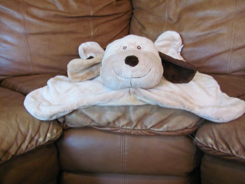 Koala Baby Puppy Dog Blanket Baby Mat Lovey Plush 27x18