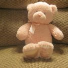 Baby Gund 021029 Pink My First Teddy Bear Lovey Plush