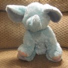 Koala Baby Blue Elephant Lovey Plush 15""