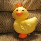 Moshi By Brentwood Yellow Duck Duckling Microbead Lovey Plush ""