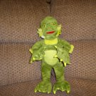 1999 Stuffins Inc Universal Studios Large Creature From The Black Lagoon Lovey Plush 16""