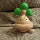 Nintendo Pokemon Bonsly Bonsai Tree Generation 4 Rock Type Plush