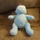 2003 Harley Davidson Light Blue Do-Rag Lil Rider Teddy Bear Lovey Plush 9""