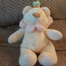 TY Pluffies Blossom Lion Butterfly Flower 2004 Plush Lovey 12""