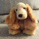 Mary Meyer Sweet Rascals Carmel Brown Lovey Cocker Spaniel Puppy Dog Plush 11""