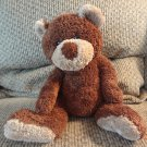 2003 Animal Adventure Soft Brown Tan Terry Like Teddy Bear Plush 14""