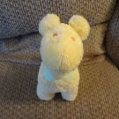 Koala Baby Yellow Green Blue Spotted Jingle Chime Giraffe Lovey Plush 9""