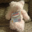 NWT VHTF Baby Gund Fluffles #58215 Musical Note Twinkle Twinkle Pink Pig Small Plush 5""
