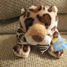 WC Ganz Webkinz #HM182 Spotted Leopard Lovey Plush 15""