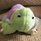 "WC Ganz Webkinz #HM464 Daisy Tortoise Lovey Plush 11"""