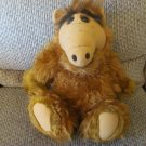 Vintage 1986 Coleco Alien Productions Alf Alien Life Form Lovey Plush 18""